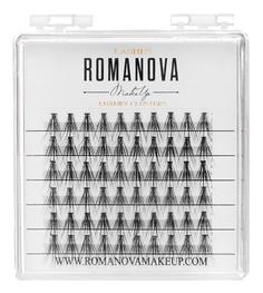 Накладные ресницы Romanovamakeup