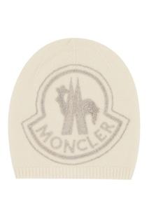 Шапка с логотипом Moncler