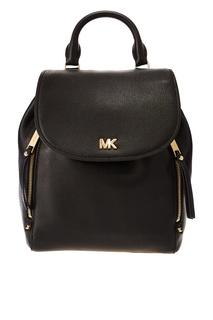 Черный рюкзак Evie Michael Kors