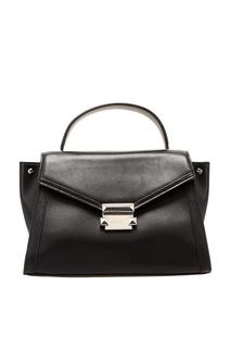 Черная сумка Whitney Michael Kors