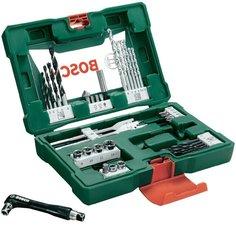 Набор оснастки Bosch V-line 41 предмет