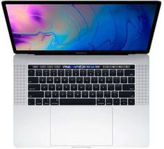 "Apple MacBook Pro 15"" 256GB Touch Bar (серебристый)"