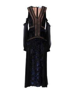 Платье длиной 3/4 Self Portrait