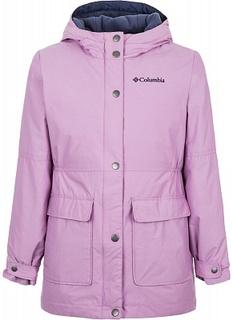 Куртка утепленная для девочек Columbia Siberian Sky Fall, размер 160-170