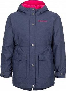 Куртка утепленная для девочек Columbia Siberian Sky Fall, размер 137-147