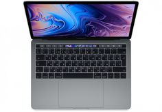 "Ноутбук APPLE MacBook Pro MR9R2RU/A, 13.3"", Intel Core i5 8259U 2.3ГГц, 8Гб, 512Гб SSD, Intel Iris graphics 655, Mac OS Sierra, MR9R2RU/A, темно-серый"