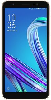 Смартфон ASUS Zenfone Live L1 16Gb, ZA550KL, золотистый