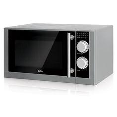 Микроволновая печь BBK 23MWG-923M/BX, серебристый
