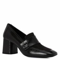 Туфли CASADEI 1D116L060 темно-серый