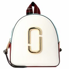 Рюкзак MARC JACOBS M0013992 молочно-белый