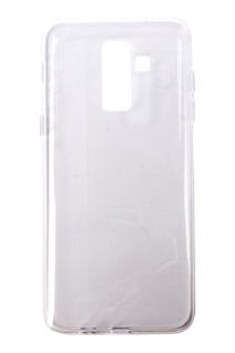 Аксессуар Чехол для Samsung Galaxy J8 2018 J810F Zibelino Ultra Thin Case White ZUTC-SAM-J810F-WHT