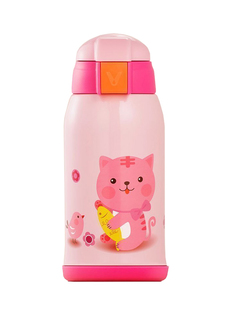 Термос Xiaomi Viomi Children Vaccum Flask 590ml Pink