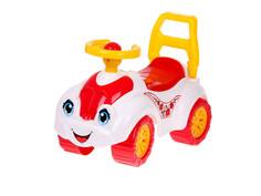 Каталка Технок Автомобиль для прогулок 1263088 White