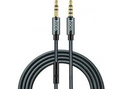 Аксессуар HOCO Noble UPA04 3.5 Jack/M - 3.5 Jack/M с микрофоном Grey