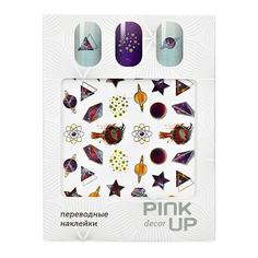 Наклейки для ногтей PINK UP NAIL DESIGN тон 576