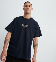Черная футболка с логотипом Reclaimed Vintage - Черный