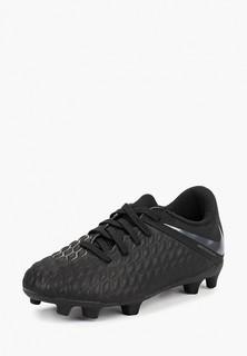 Бутсы Nike Hypervenom 3 Club (FG) Kids Firm-Ground Football Boot