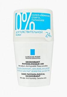 Дезодорант La Roche-Posay Физиологический 24 Ч защиты, 50 мл.