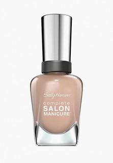 Лак для ногтей Sally Hansen Salon Manicure Keratin тон cafe au lait 220 14,7 мл