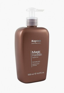 Лосьон для волос Kapous Fragrance Free Magic Keratin