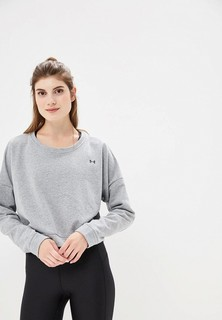 Свитшот Under Armour FAVORITE TERRY CROP CREW FAVORITE TERRY CROP CREW