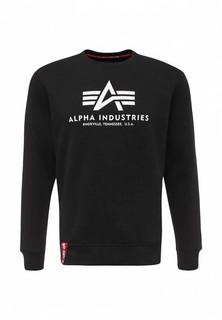 Свитшот Alpha Industries