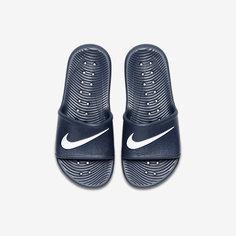 Шлепанцы для мальчиков школьного возраста Nike Kawa