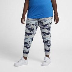 Женские брюки с камуфляжным принтом Nike Sportswear Gym Vintage (большие размеры)