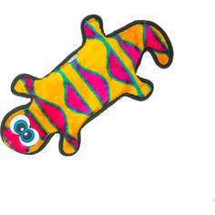 Игрушка Petstages Invinc Mini Геккон средний с 4 пищалками для собак