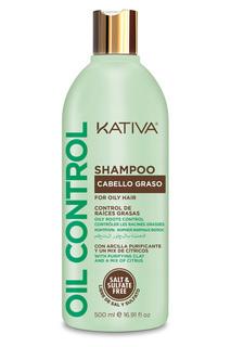 Шампунь для жирных волос Kativa