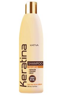 Укрепляющий шампунь Kativa
