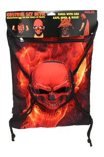 Сумка-рюкзак, маска, капюшон MOJO PAX