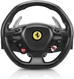 Руль THRUSTMASTER T80 Ferrari 488 GTB Edition [4160672]