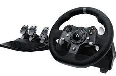 Руль LOGITECH G920 Driving Force [941-000123]