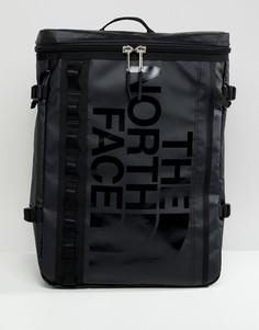 Черный рюкзак The North Face Base Camp - Черный