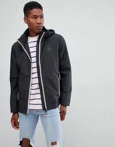 Черная легкая утепленная куртка Hunter Original - Черный