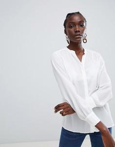 Блузка Selected Damina - Белый
