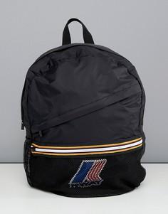 Черная сумка K-Way Le Vrai 3.0 Francois - Черный