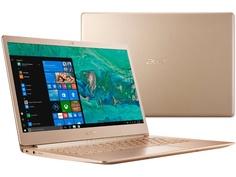 Ноутбук Acer Swift 5 SF514-52T-84BM Gold NX.GU4ER.005 (Intel Core i7-8550U 1.8 GHz/16384Mb/512Gb SSD/Intel HD Graphics/Wi-Fi/Bluetooth/Cam/14.0/1920x1080/Touchscreen/Windows 10 Home)