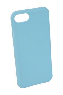 Аксессуар Чехол Neypo Silicone Soft Matte для APPLE iPhone 8/7 Light Blue NST4588