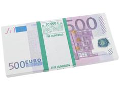 Блокнот СмеХторг Пачка 500 евро