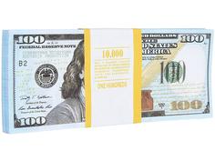 Блокнот СмеХторг Пачка 100 долларов