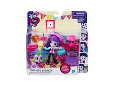 Игрушка Hasbro My Little Pony Equestria Girls Мини-кукла с аксессуарами B4909