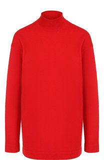 Кашемировый пуловер с воротником-стойкой Tom Ford