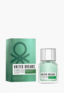 Туалетная вода United Colors of Benetton United Dreams BE STRONG 60 мл