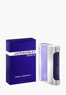 Туалетная вода Paco Rabanne Ultraviolet Man 50 мл