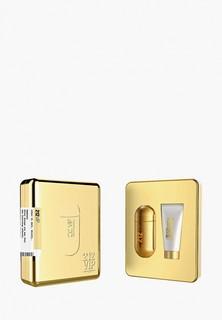 Набор парфюмерный Carolina Herrera 212 VIP вода 50 мл + лосьон для тела 75 мл