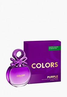 Туалетная вода United Colors of Benetton Colors Purple, 50 мл