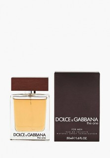Туалетная вода Dolce&Gabbana Dolce&;Gabbana The One For Men 50 мл