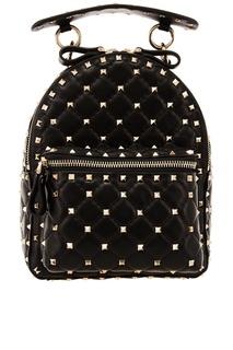 Черный рюкзак Garavani Rockstud